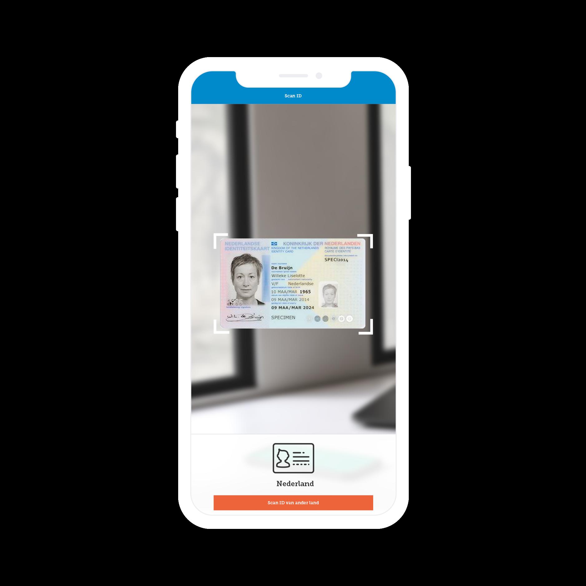 id-verificatie-start-scan